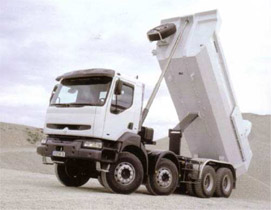 camion-chantier